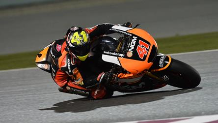 MotoGP 2014 Qatar FP1 timings