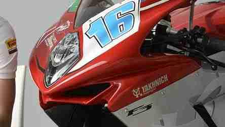 Yakhnich Motorsport - MV Agusta team presentation