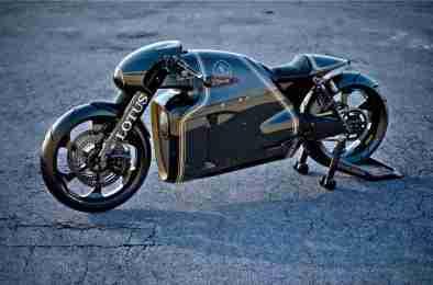 Lotus C-01 Black