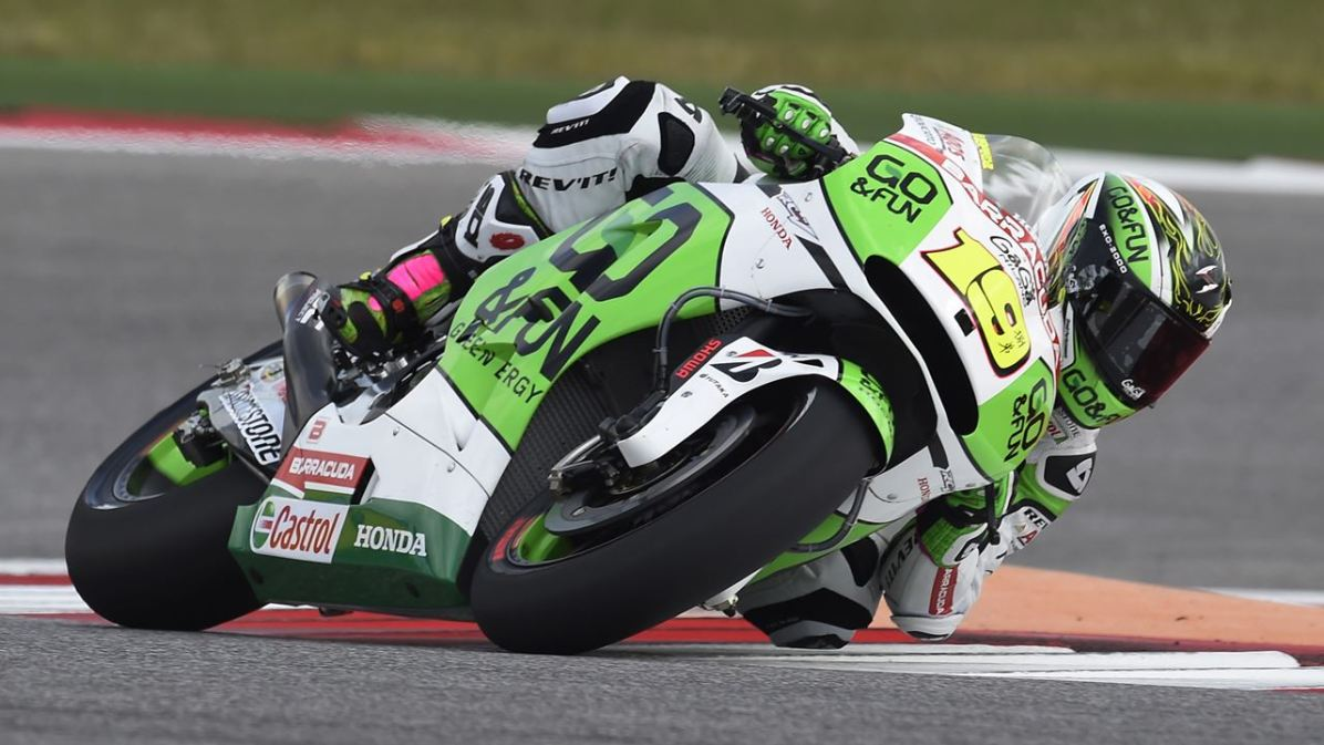 Alvaro Bautista MotoGP Austin 2014