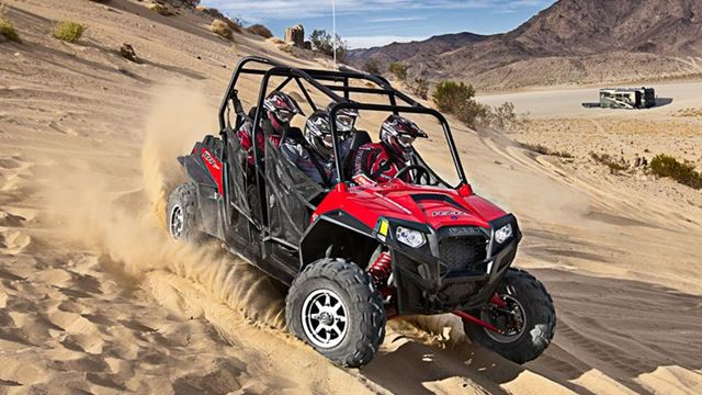 Polaris ATV India price