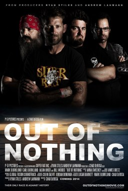 out of nothing 2014 - poster 2