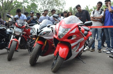 YRC - Yamaha Riders Club Bangalore India - 04