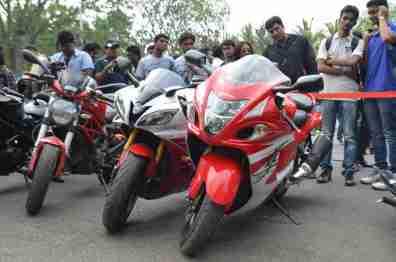 YRC - Yamaha Riders Club Bangalore India - 04