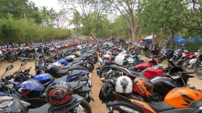 YRC - Yamaha Riders Club Bangalore India - 16