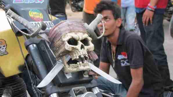 YRC - Yamaha Riders Club Bangalore India - 27