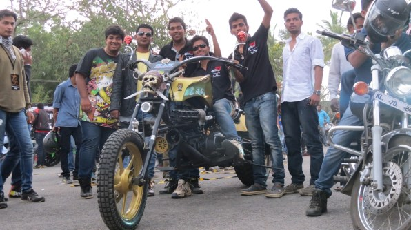 YRC - Yamaha Riders Club Bangalore India - 29