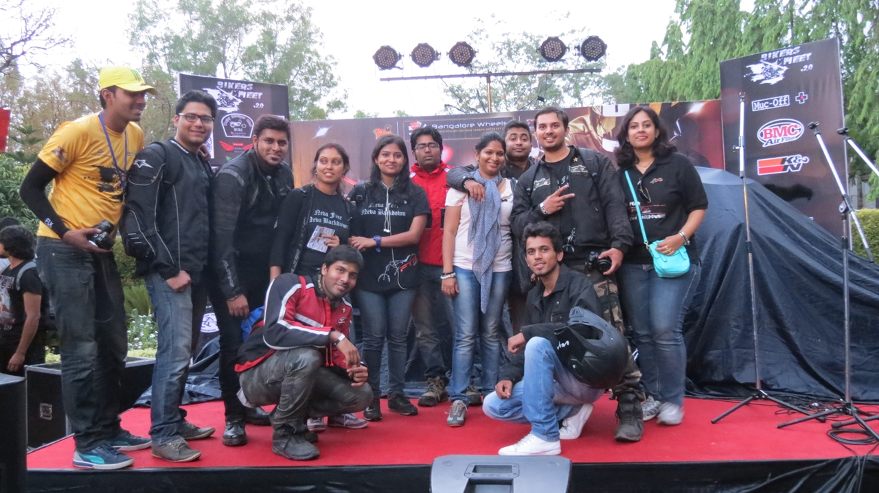 YRC - Yamaha Riders Club Bangalore India - 30