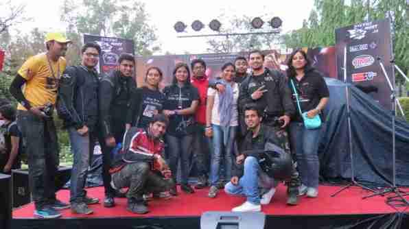 YRC - Yamaha Riders Club Bangalore India - 30