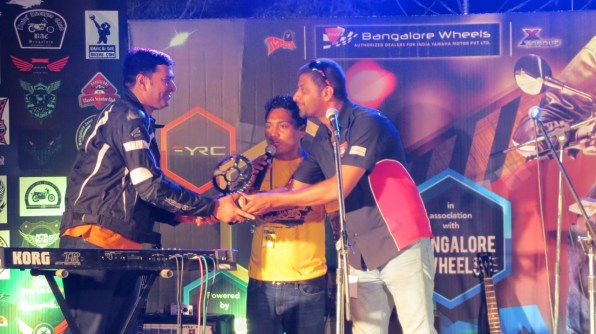 YRC - Yamaha Riders Club Bangalore India - 35