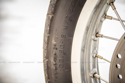 Continental GT - front tyre size