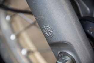 Continental GT - fork close up