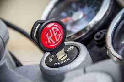 Continental GT - key