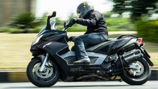 aprilia srv 850 review