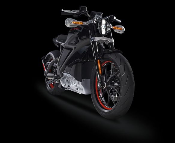 Electric Harley Davidson - Project LiveWire