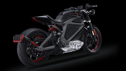 electric harley davidson project livewire