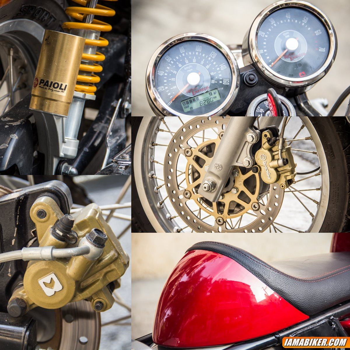 royal enfield continental gt review accessories and key features