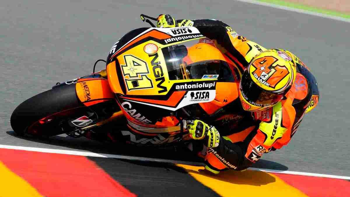 Aleix-Espargaro Sachsenring free practice report