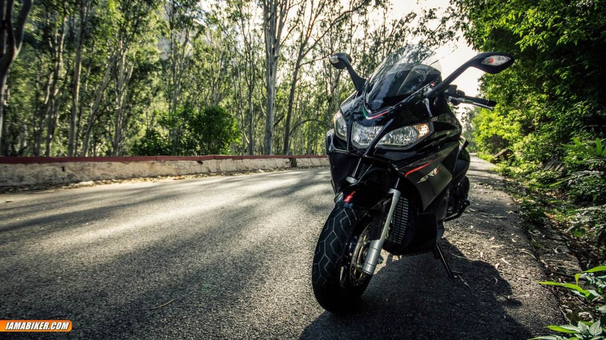 Aprilia SRV 850 wallpapers HD