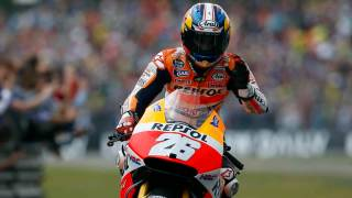 Honda renews contract with Dani Pedrosa