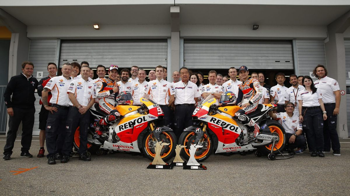 Repsol Honda MotoGP collaboration to continue