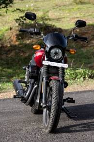 2015 Harley Davidson Street 750 review - 04