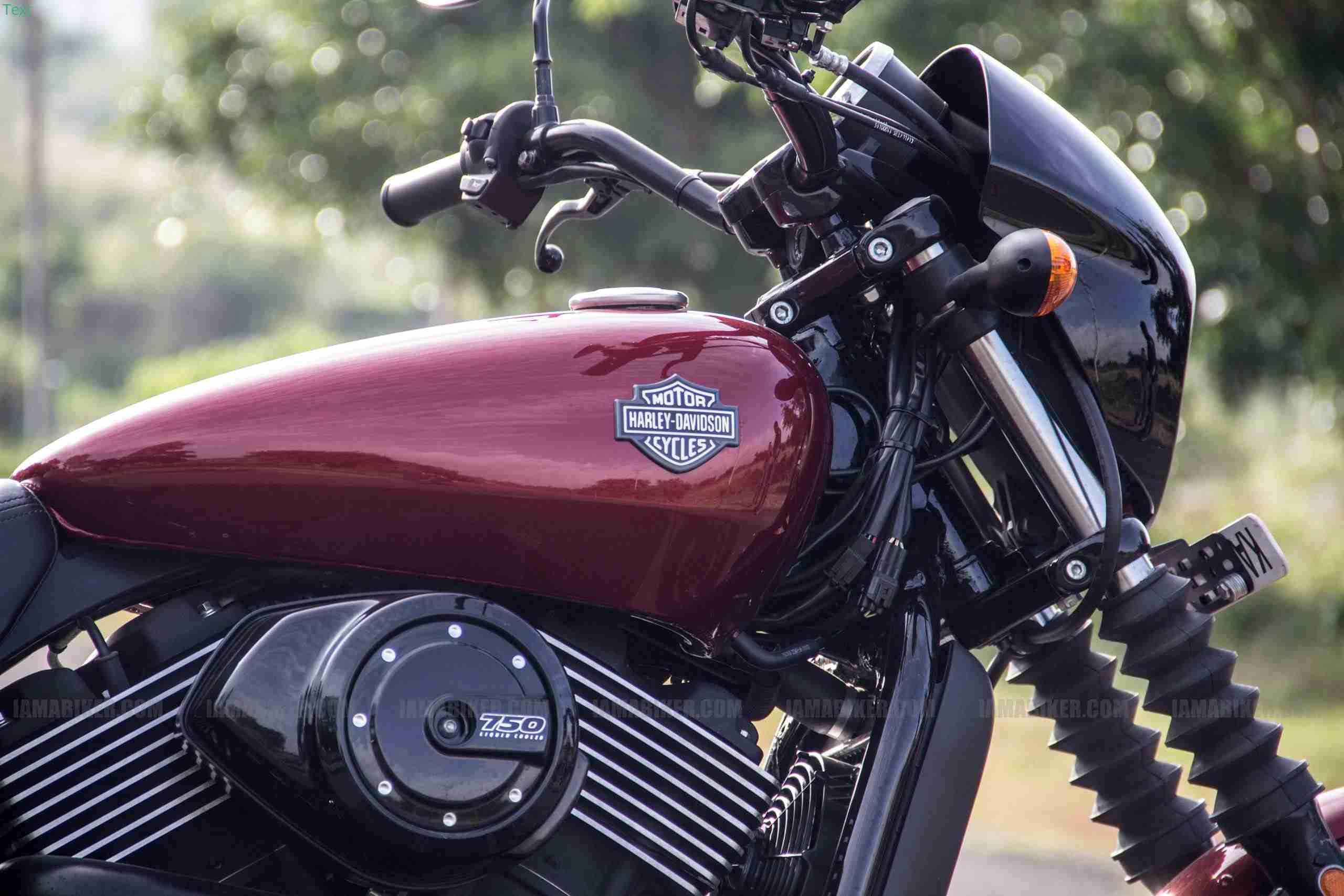 2015 Harley Davidson Street 750 review - 17