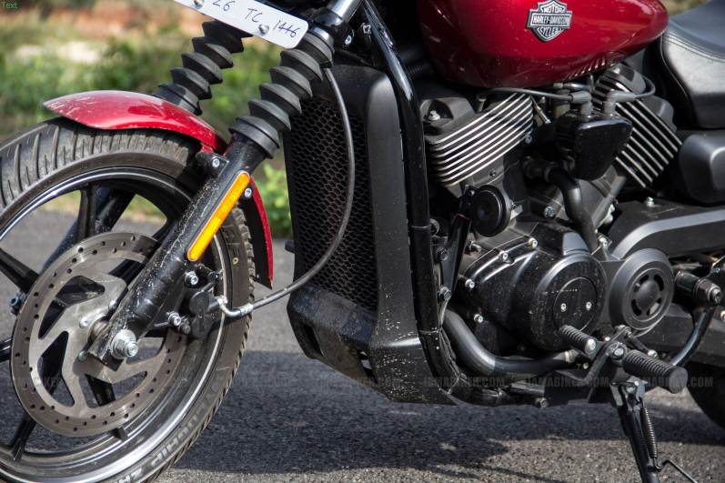 2015 Harley Davidson Street 750 review - 27
