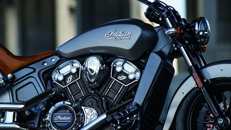 2015 Indian Scout featured