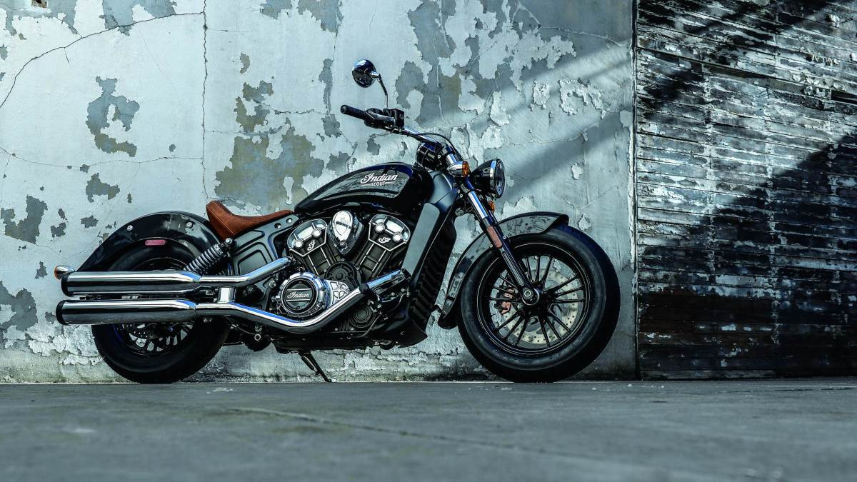 2015 Indian Scout launched