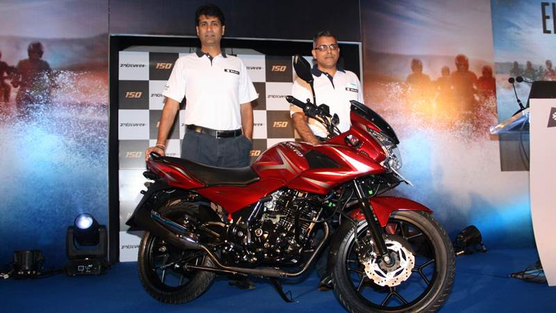 New Bajaj Discover 150F and 150S