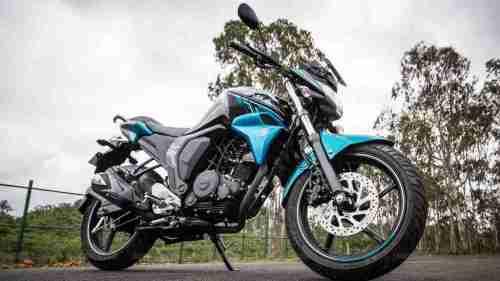 Yamaha FZ-S review - 01
