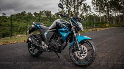 Yamaha FZ-S review - 07