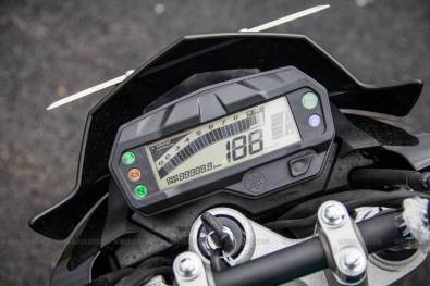 Yamaha FZ-S review - 19