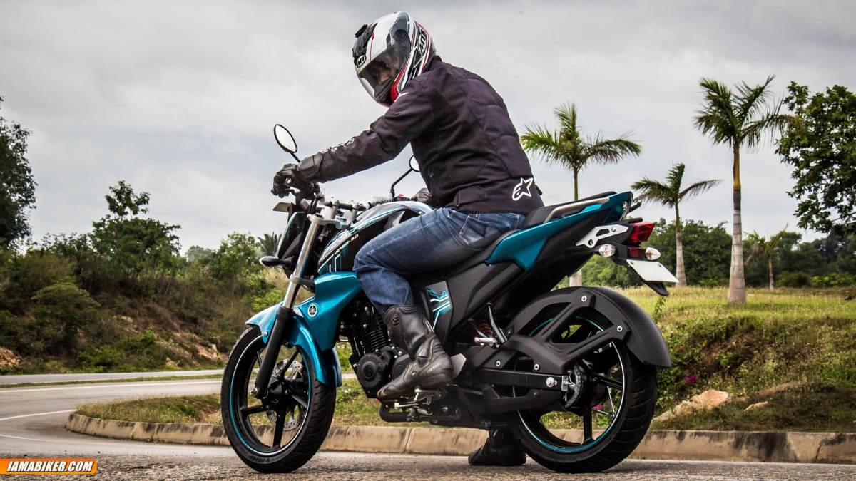 Yamaha FZ-S V2.0 review