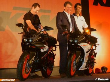 KTM RC 390 RC launch India - 02