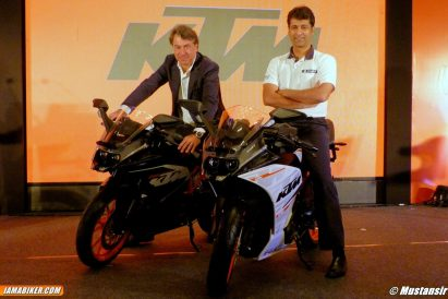 KTM RC 390 RC launch India - 03