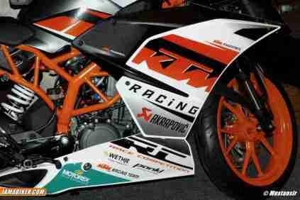 KTM RC 390 RC launch India - 11