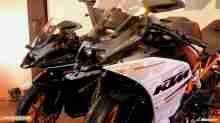 KTM RC 390 RC launch India