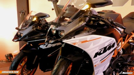 KTM RC 390 RC launch India