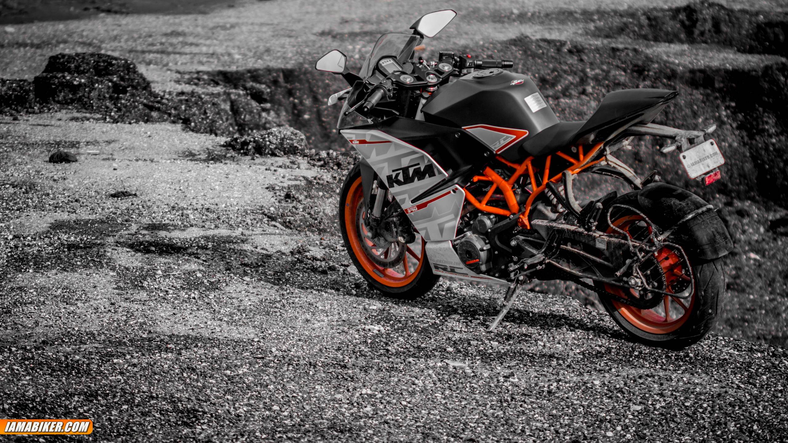 KTM RC 390 wallpapers