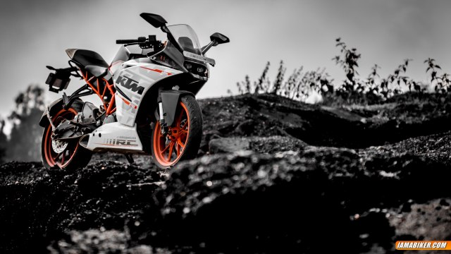 KTM RC 390 wallpapers - 6
