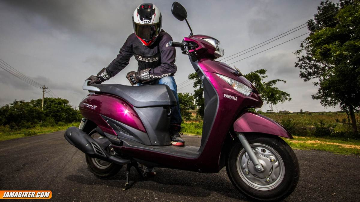 Yamaha Alpha review