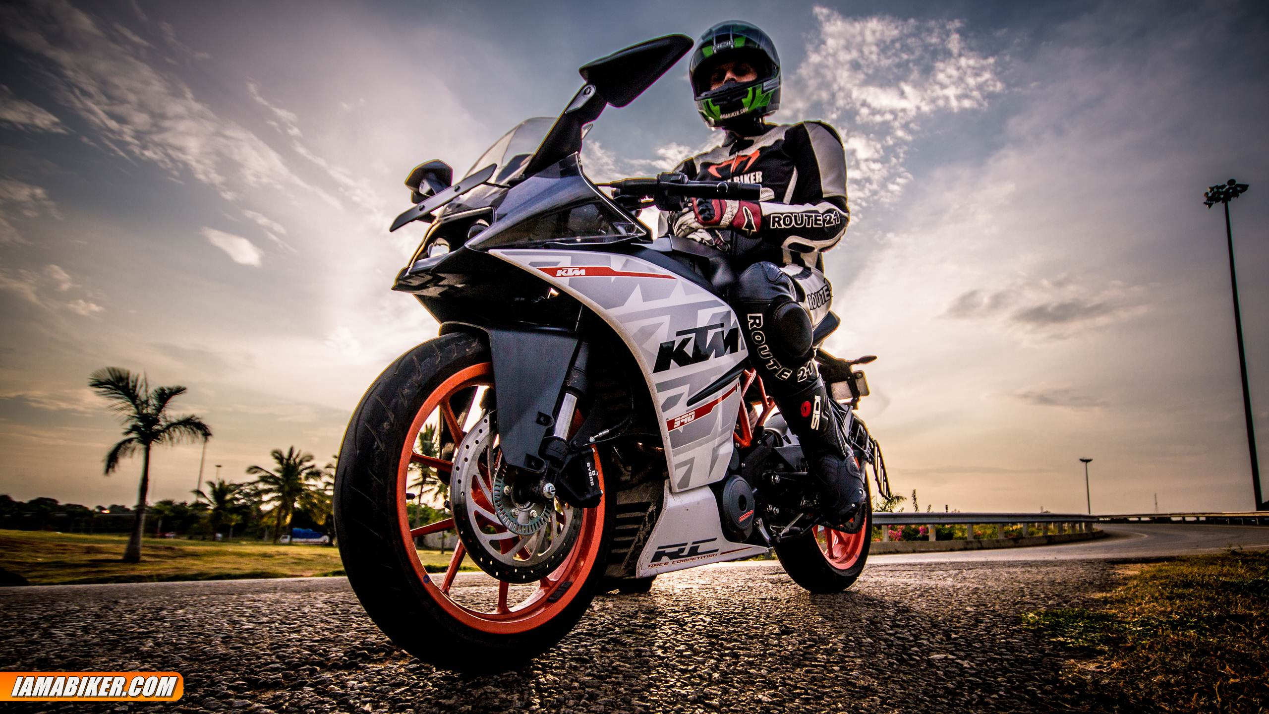 ktm rc 390 review