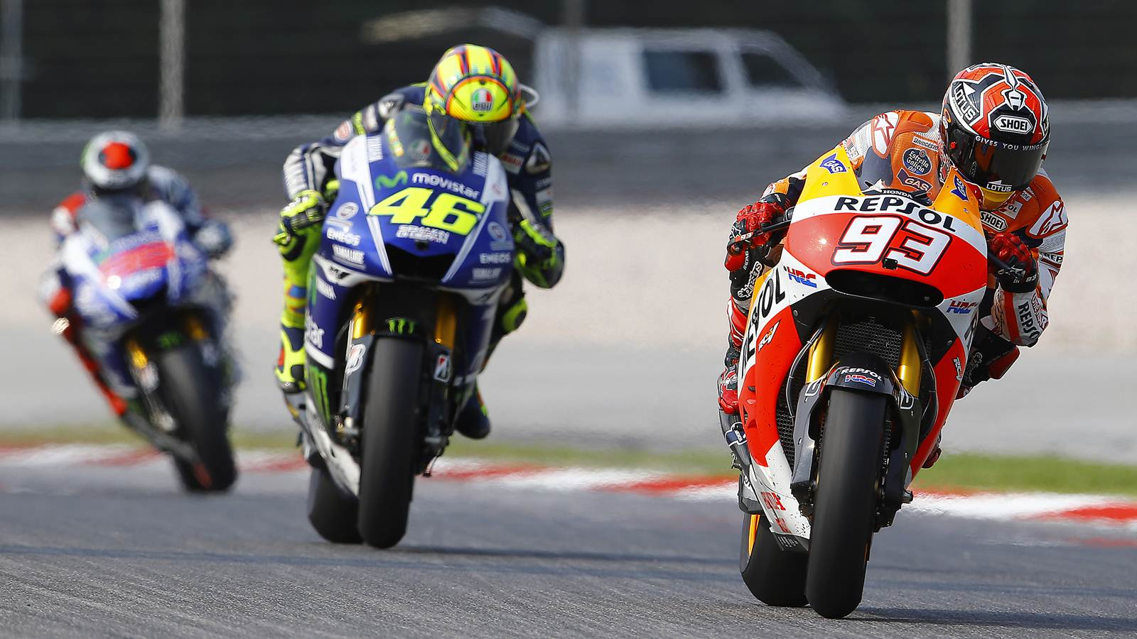 Marc Marquez wins at MotoGP Sepang