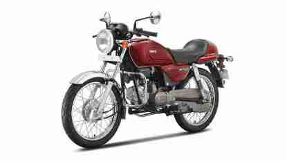 Splendor Pro Classic Red colour
