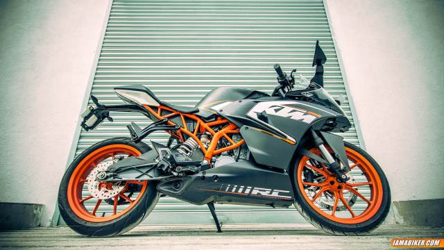 ktm rc200 hd wallpapers 2