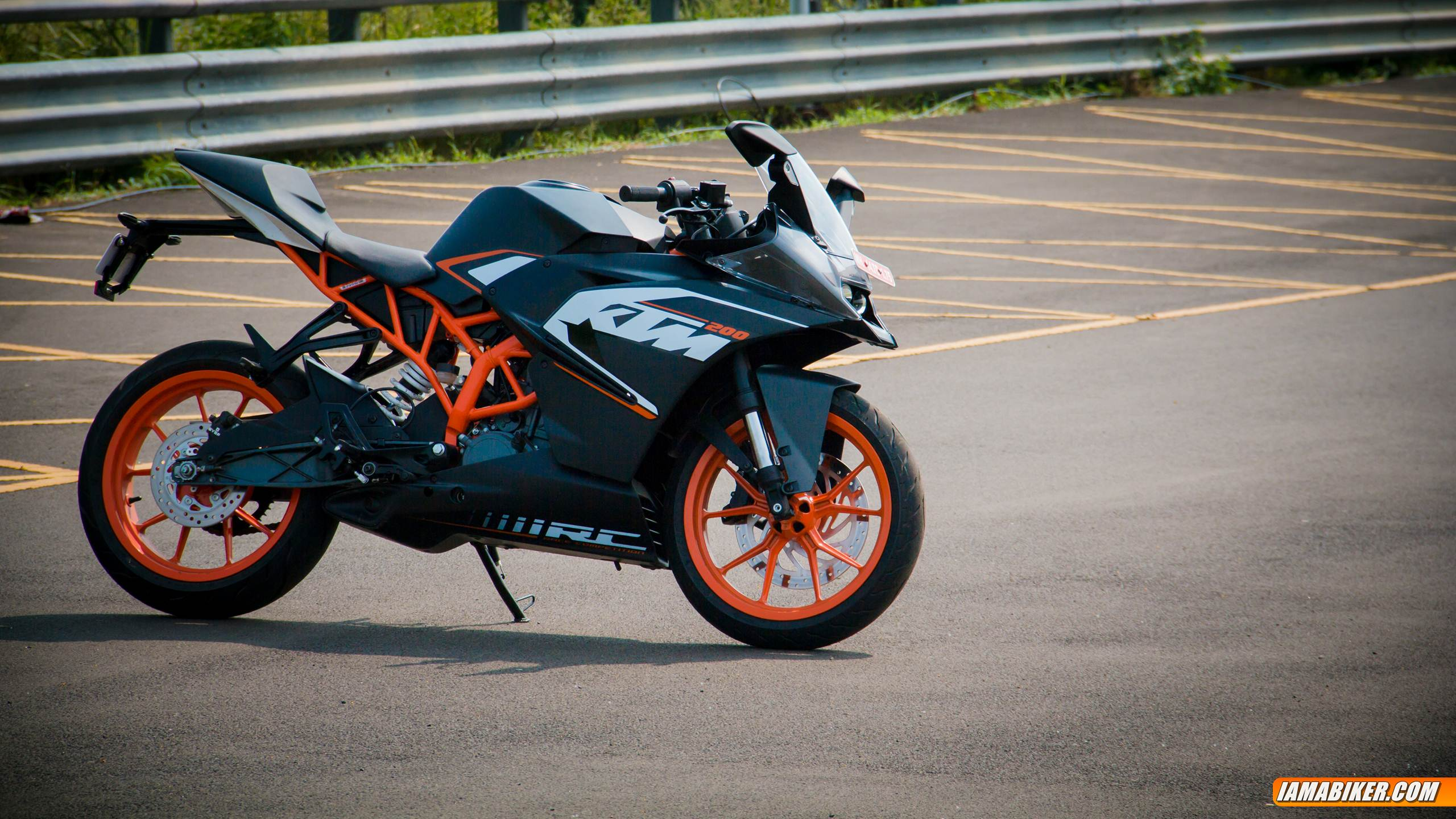 Ktm Bikes Wallpapers: First Ride Report
