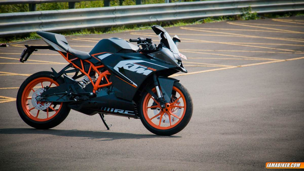 ktm rc200 hd wallpapers 4