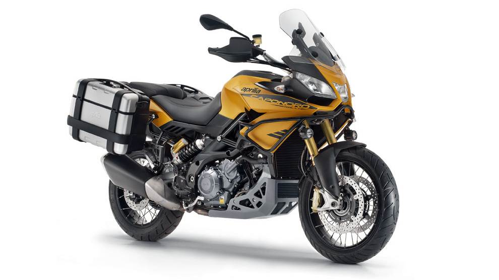 new aprilia caponord rally 2015